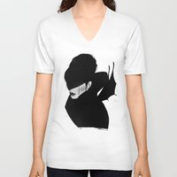 The Times They Are A-Changin' Unisex V-Neck