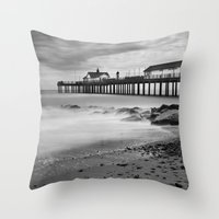 Southwold, Suffolk Throw Pillow