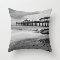Southwold, Suffolk Throw Pillow