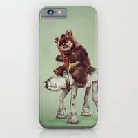 iPhone Cases featuring Star Wars Buddies 2 by lev man