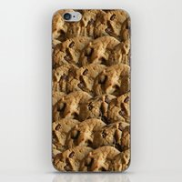 Chocolate Chip Bliss iPhone & iPod Skin