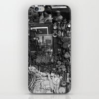 One Man's Possessions iPhone & iPod Skin