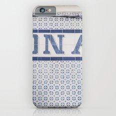 TILES OF LISBON Slim Case iPhone 6s