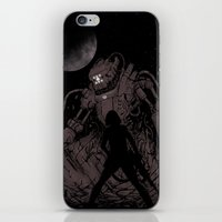 iPhone & iPod Skin featuring Surprise Attack 2.0 by pigboom el crapo