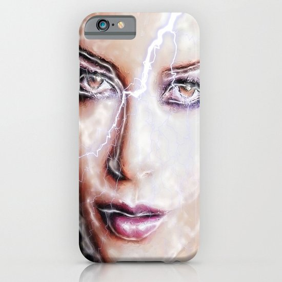 Shes Electric iPhone & iPod Case