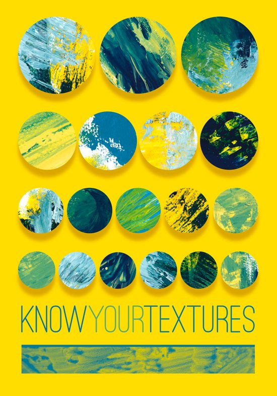 Know Your Textures Canvas Print