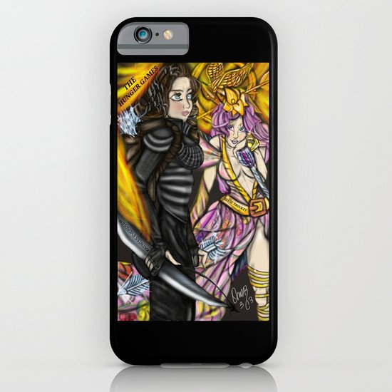 The Hunger Games iPhone & iPod Case