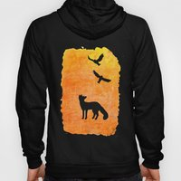 Roaming Fox 2 Hoody