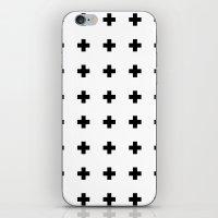 Graphic_Cross iPhone & iPod Skin