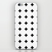 Graphic_Cross iPhone & iPod Skin