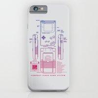 Game Kid iPhone 6 Slim Case
