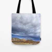 Red Mountain Open Space Tote Bag
