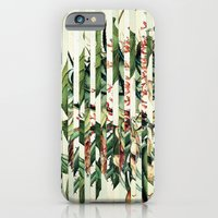 iPhone & iPod Case featuring Flowr_04 by Robert Colquhoun