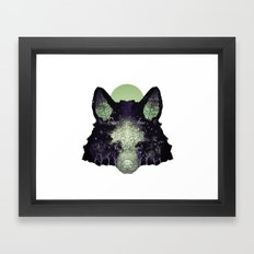 Can You Hear the Forest Whisper? Framed Art Print