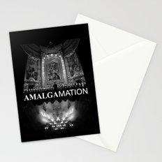 Amalgamation #4 Stationery Cards