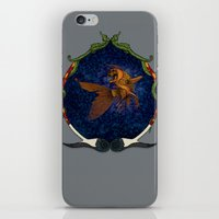 All That Glitters... //c… iPhone & iPod Skin