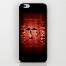 Arsene Wegner iPhone & iPod Skin