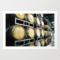 8Wired Brewing Co., Auck… Art Print