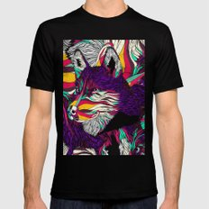 Color Husky (Feat. Bryan Gallardo) Mens Fitted Tee SMALL Black