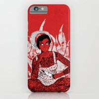 Housewife From Hell iPhone 6 Slim Case