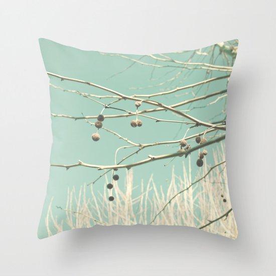 The Crane Wife 3 Throw Pillow