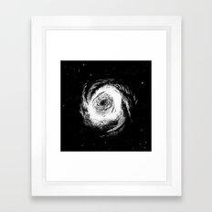 Spiral Galaxy 1 Framed Art Print