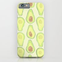 iPhone & iPod Case featuring Avocados by Julia Emiliani