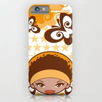 iPhone & iPod Case featuring Bee-J Color2 by Nymboo