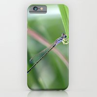 iPhone & iPod Case featuring Dragon fly by terciopelogris