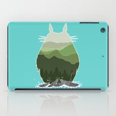 No more rainy days iPad Case