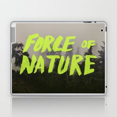 Force of Nature x Cloud Forest Laptop & iPad Skin