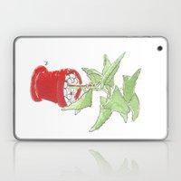 my plant ipad Laptop & iPad Skin