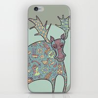 Blue Moose iPhone & iPod Skin