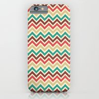 iPhone & iPod Case featuring Chevron 1 by Amarillo