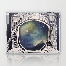 Dreaming Of Space Laptop & iPad Skin