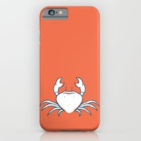 iPhone & iPod Case featuring Crab by Josè Sala