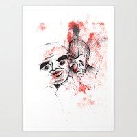 Maf #2 Art Print