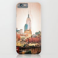 iPhone & iPod Case featuring NYC Vintage style by Love2Snap