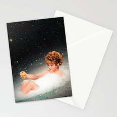 Stars Bathing Stationery Cards