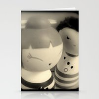Sweet on Stripes Stationery Cards