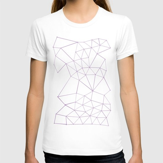 Segment Zoom Orchid T-shirt