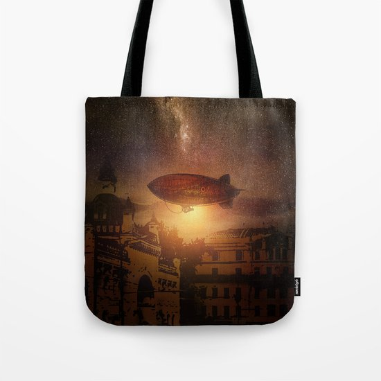 A Trip down the Sunset II Tote Bag