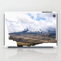 I Love Washington II iPad Case