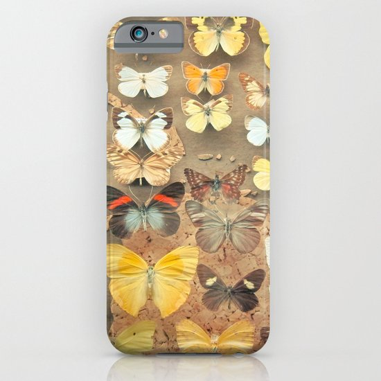 The Butterfly Collection iPhone & iPod Case