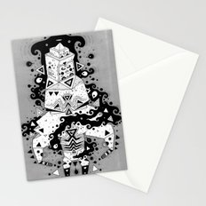 inner spiritzz Stationery Cards