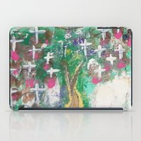 Angelic Protection iPad Case