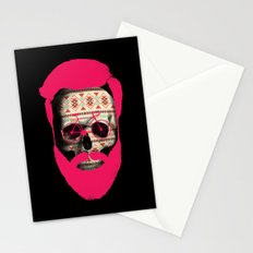 THE AUTUMN BIKER Stationery Cards