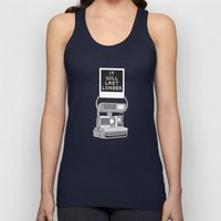 Take A Picture Unisex Tank Top