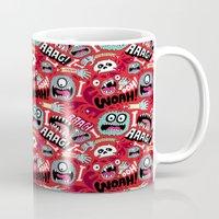 AAAGHHH! PATTERN! Mug