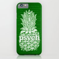 Psych Pineapple! iPhone 6 Slim Case